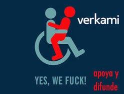 """Yes, we fuck"" en Verkami"