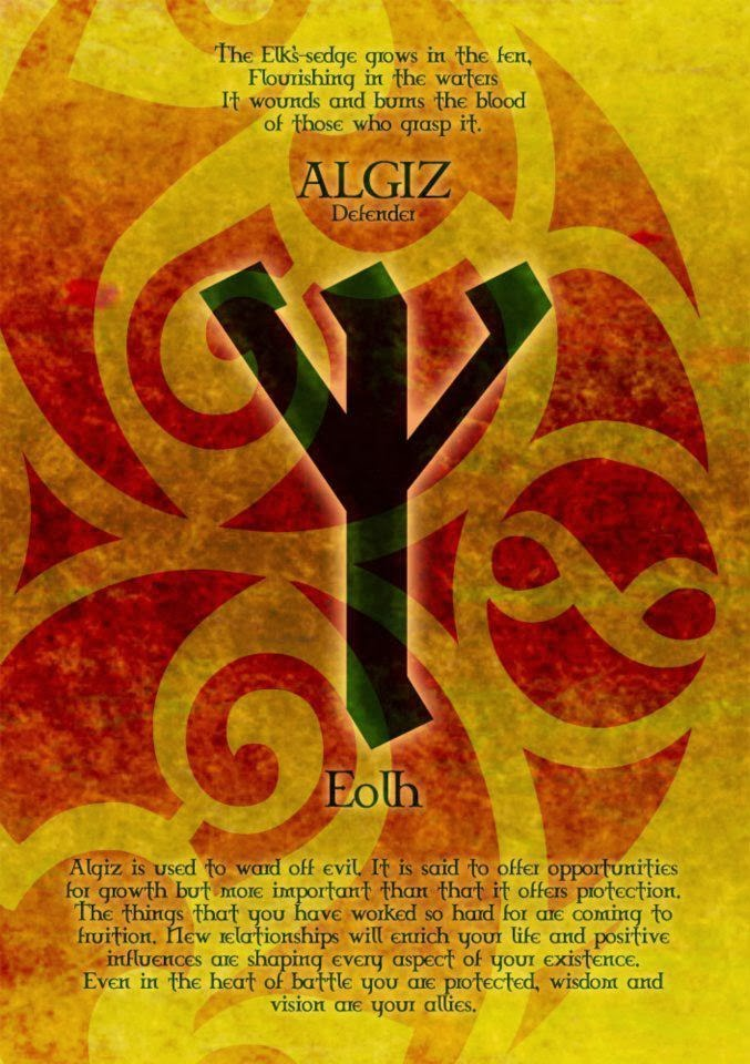Rune algiz Pronunciation of