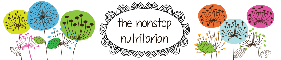 The Nonstop Nutritarian