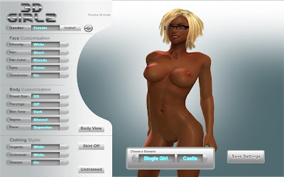 Free Download 3D Girlz Forever PC Game Sex Full Version