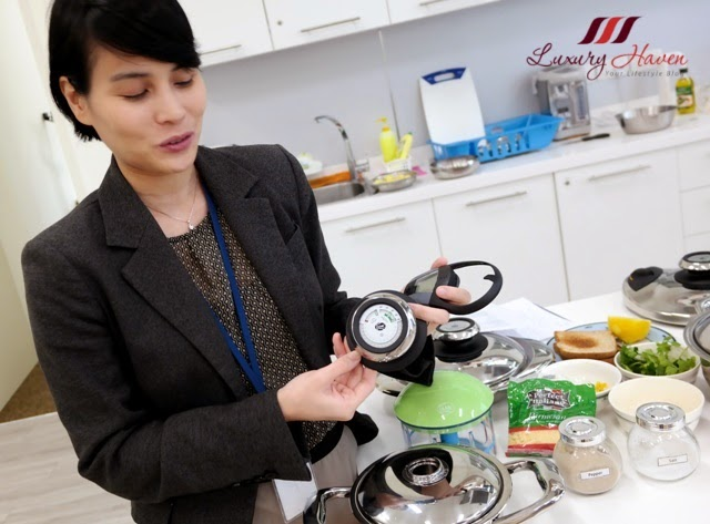 amc premium system cookware intro kay low