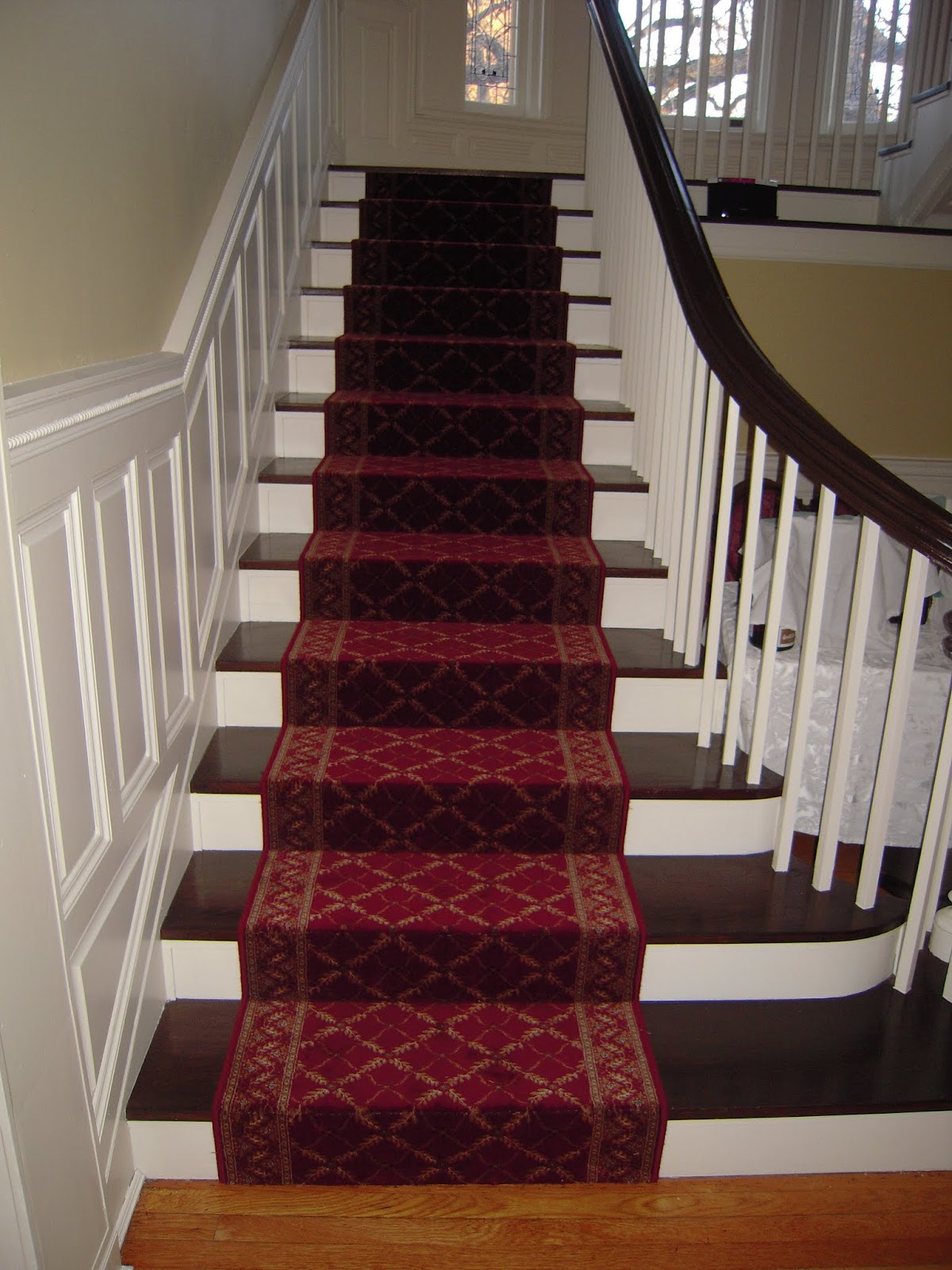 Stair Treads Runners - Rugs - The Home Depot