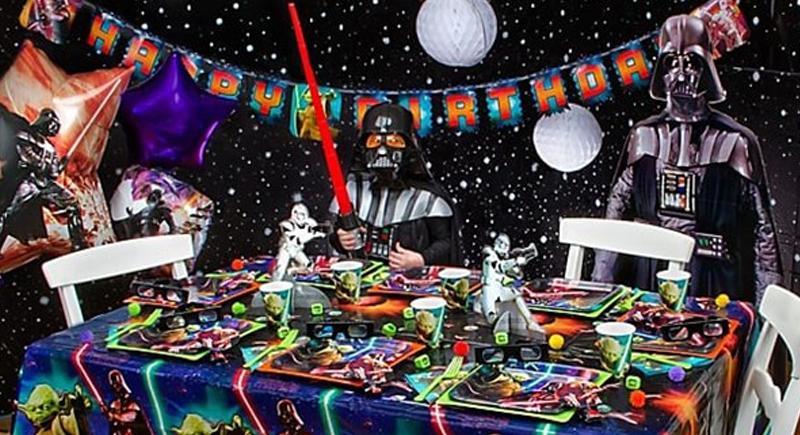 День рождения звездные войны конкурсы