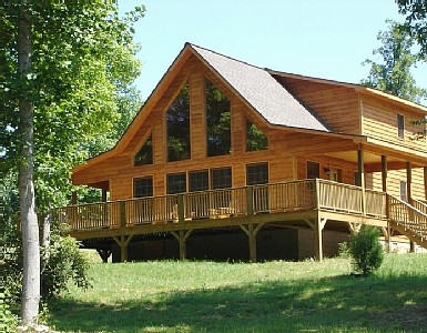 s cabins lake blue lakefront hiwasee holiday on cabin wright murphy in bear mountains nc ridge roman paw