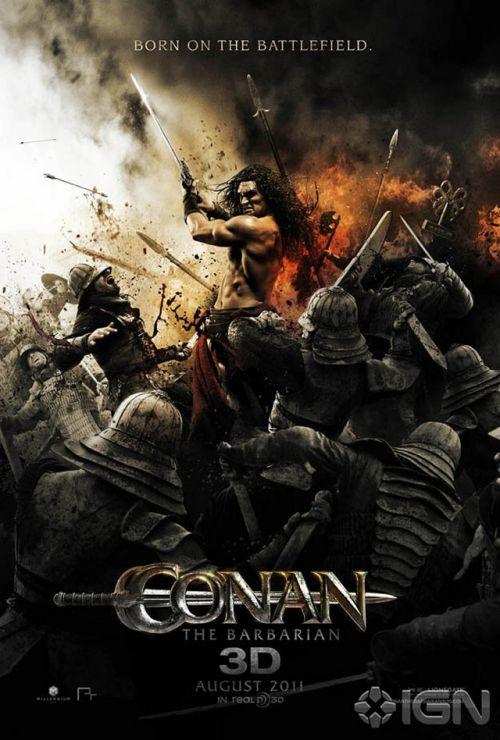 Conan el barbaro (2011)   Películas y series - Fantasía y