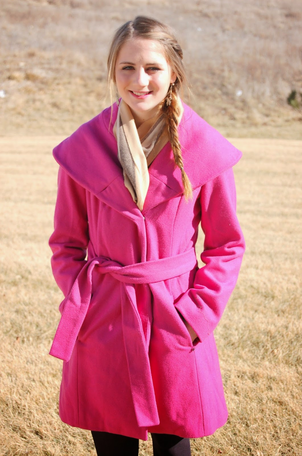 colorful coats for winter