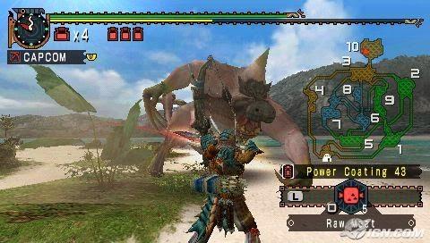 Download Monster Hunter Freedom 2 USA