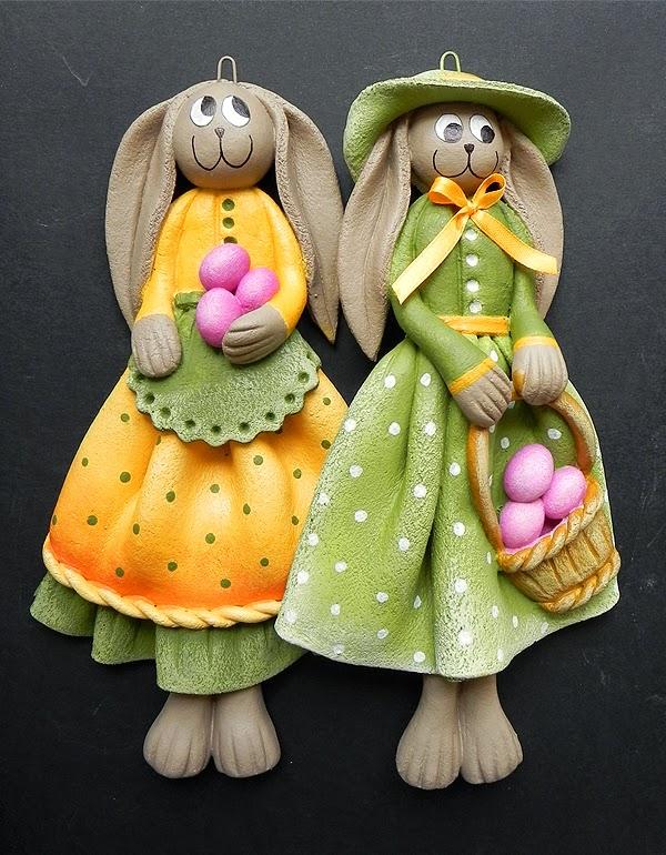 Ozdoby Wielkanocne Masa Solna Bominflot