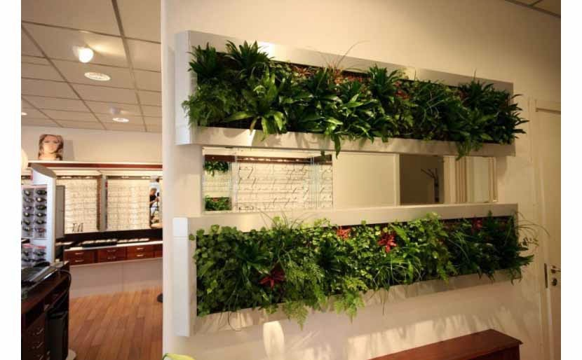 Stylist room dividers with nature theme partition for Indoor nature design challenge