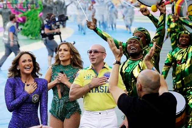 Photos of FIFA Opening Ceremony - 8