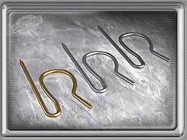Novedades paola cortinas plisadas sencillas for Ganchos de metal para cortinas