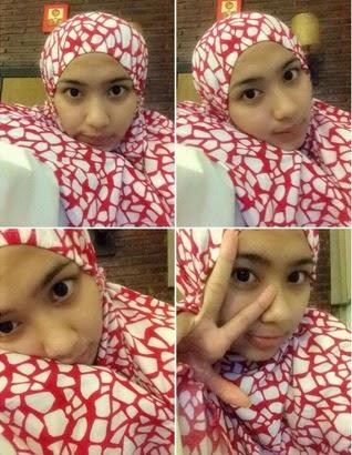Foto Profil Yolla Yuliana Hijab - Voli Cantik