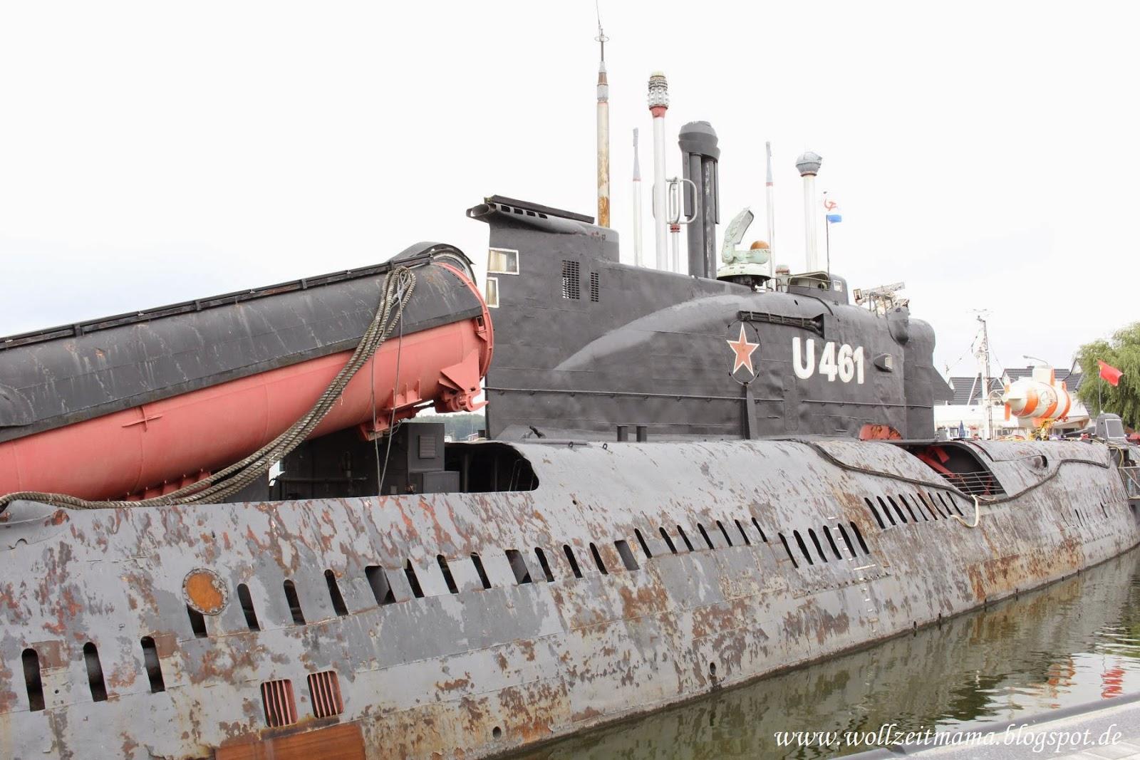 Peenemünde : U-Boot-Museum
