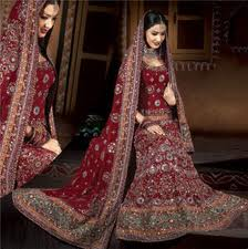 Party Dress Online on Online Matrimonial Site  Latest Styles Of Wedding Dresses In Punjabi