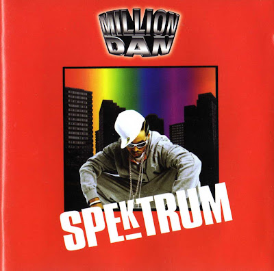 Million Dan – Spektrum (2008) (CD) (FLAC + 320 kbps)