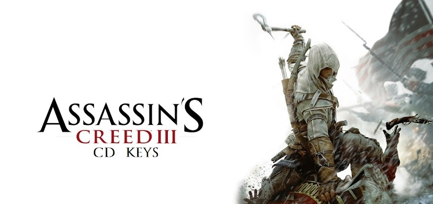 Assassin's Creed 3™ | CD Key