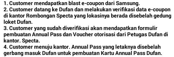 Promo Dufan Annual Pass Ancol Januari 2016