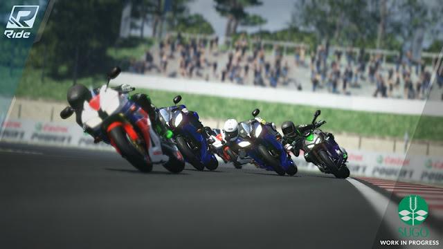 RIDE PC Game 2015 Free Download Photo