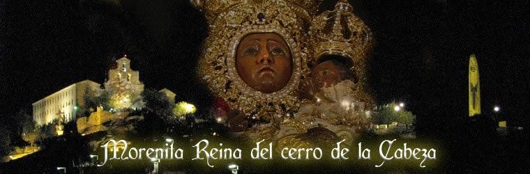 Morenita Reina del cerro de la cabeza