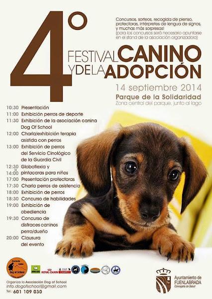 Festival canino de la adopci�n