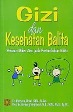 toko buku rahma: buku GIZI DAN KESEHATAN BALITA, pengarang merryana adriani, penerbit kencana