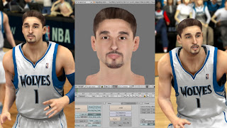 NBA 2K13 Alexey Shved Patch - Modding NBA2K