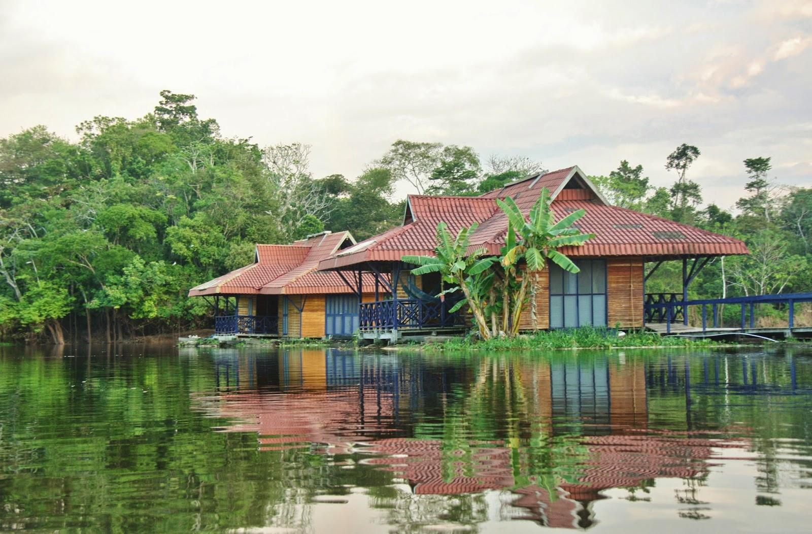 Turismo de Base Comunitária na Reserva de Desenvolvimento Sustentável Mamirauá