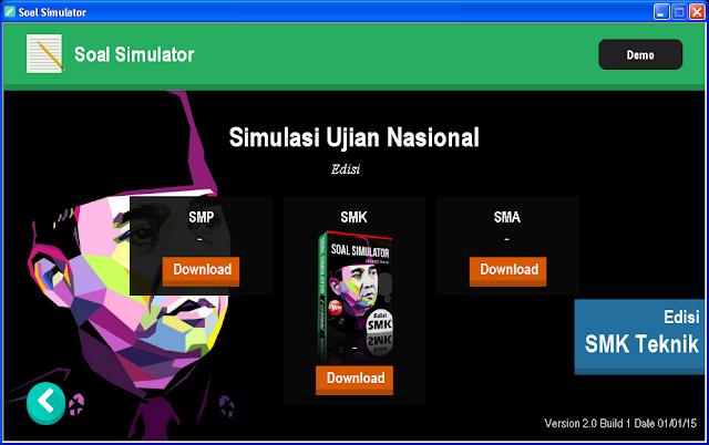 Fitur download langsung dari software