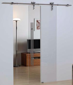 Decoraciones y mas modernas puertas correderas de cristal - Puertas cristal corredera ...