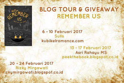 Blog Tour Remember Us