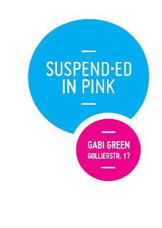 Schmuck 2013 – EXPO 'Suspended in Pink' - Studio Gabi Green, Munich (DE) - 6-12 Mars 2013 dans Allemagne (DE) LOGO