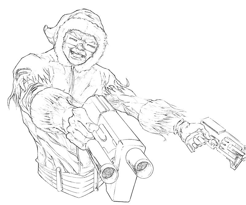 printable-captain-cold-dual-gun-coloring-pages