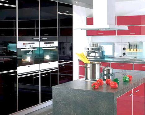 comment faire votre style de cuisine moderne comment fait. Black Bedroom Furniture Sets. Home Design Ideas
