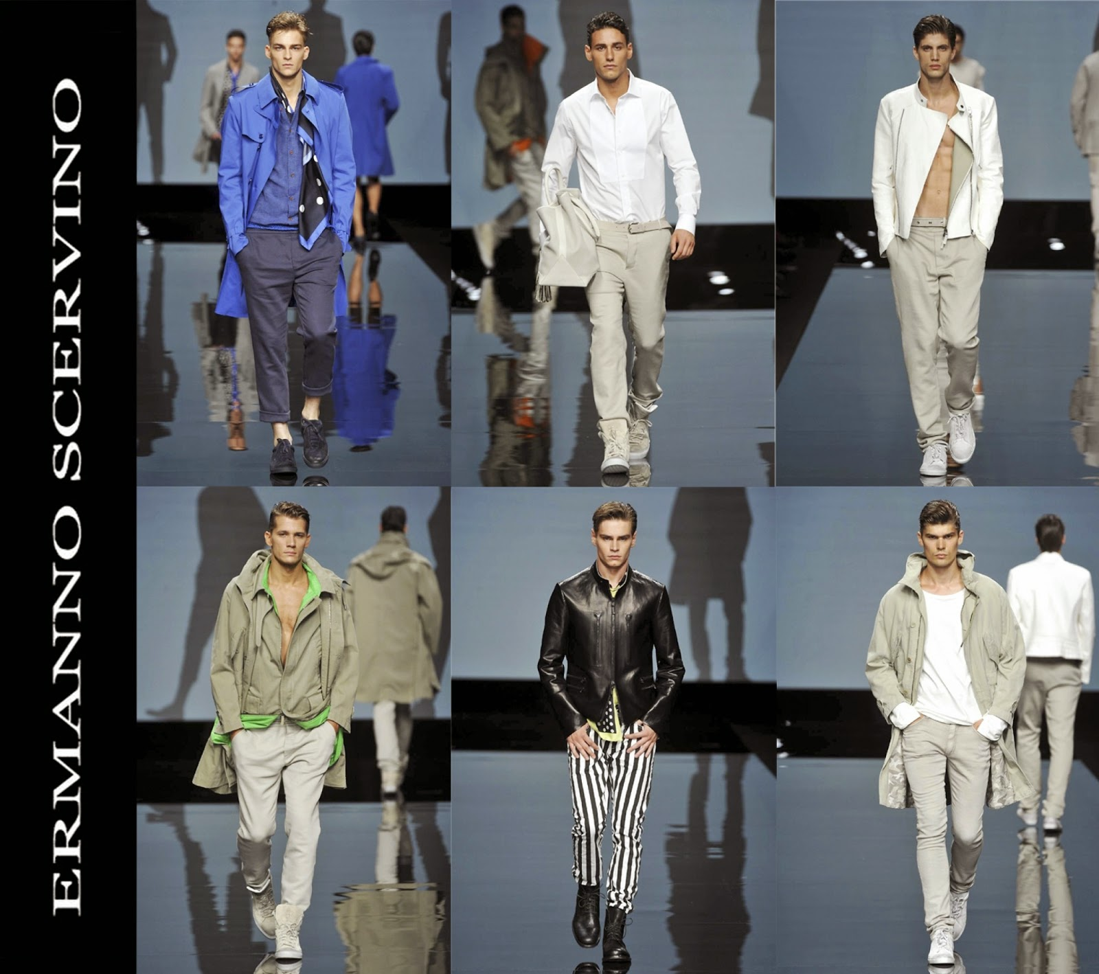 Eniwhere Fashion - Milano Moda Uomo - Primavera Estate 2015 - Ermanno Scervino
