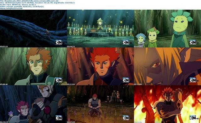 Thundercats Serie Completa 2011 HDTV Subtitulos Español Latino 720p HD Descargar 1 Link