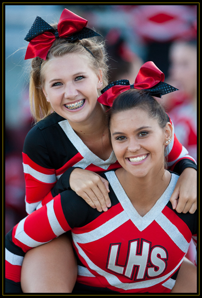 Gahr High School Cheerleading