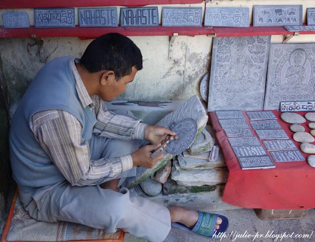 Nepal, Kathmandu, Непал, Катманду, резьба по камню