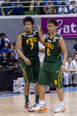 Vice Ganda's rumored boyfriends Terrence Romeo and RR Garcia of FEU