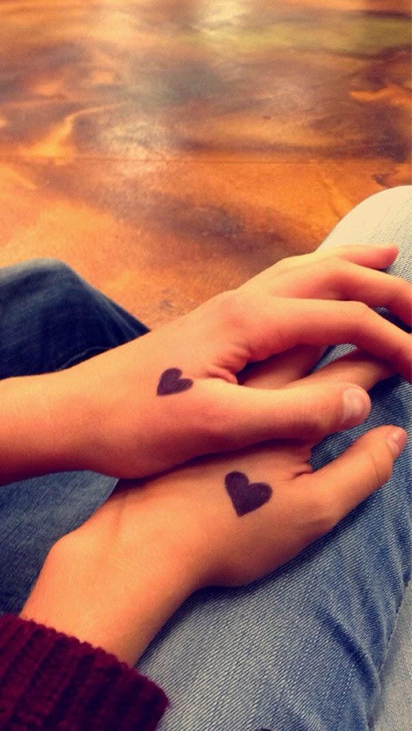 tatuajes de corazones