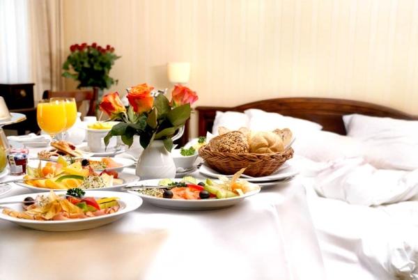 Hotel w Sopocie ze śniadaniem