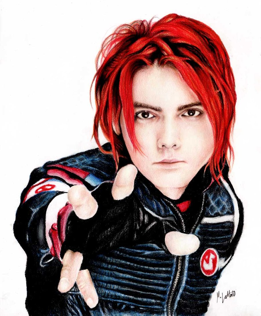 frerardjr: pictures of gerard way