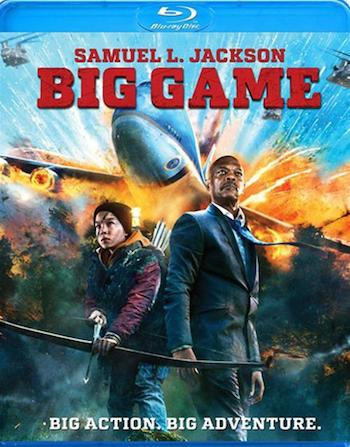 Big Game 2015 Dual Audio BluRay Download