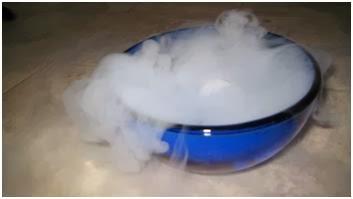 Fabriquer glace sèche