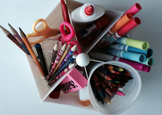 art and craft caddy