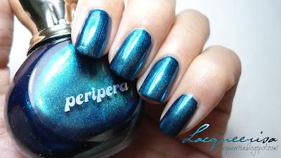 Lacqueerisa: Peripera P019
