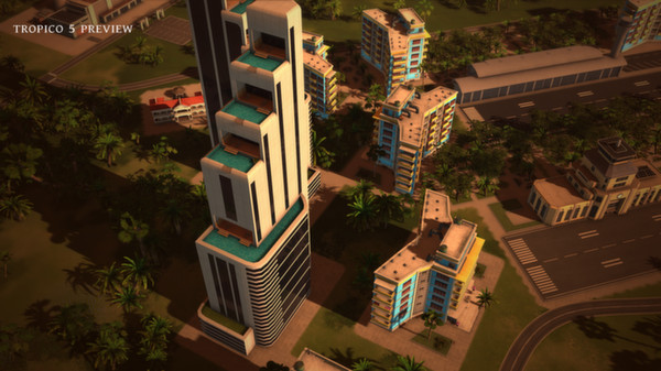 Tropico 5 HD Wallpaper