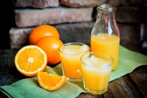 Suco de laranja baixa o colesterol naturalmente