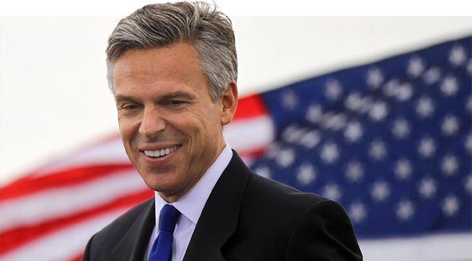 Man Jon Huntsman Haircuts 2012