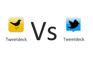 yellow tweetdeck, blue tweetdeck, tutorial, how to, instructions