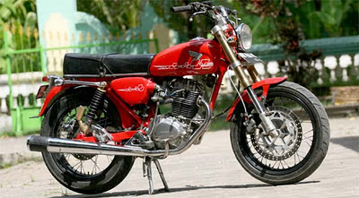Picture Modifikasi Honda Cb100
